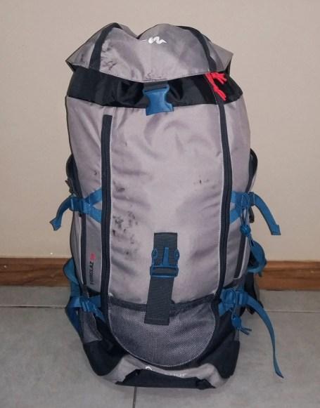 Minha mochila