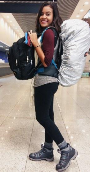 Partindo para o mochilão