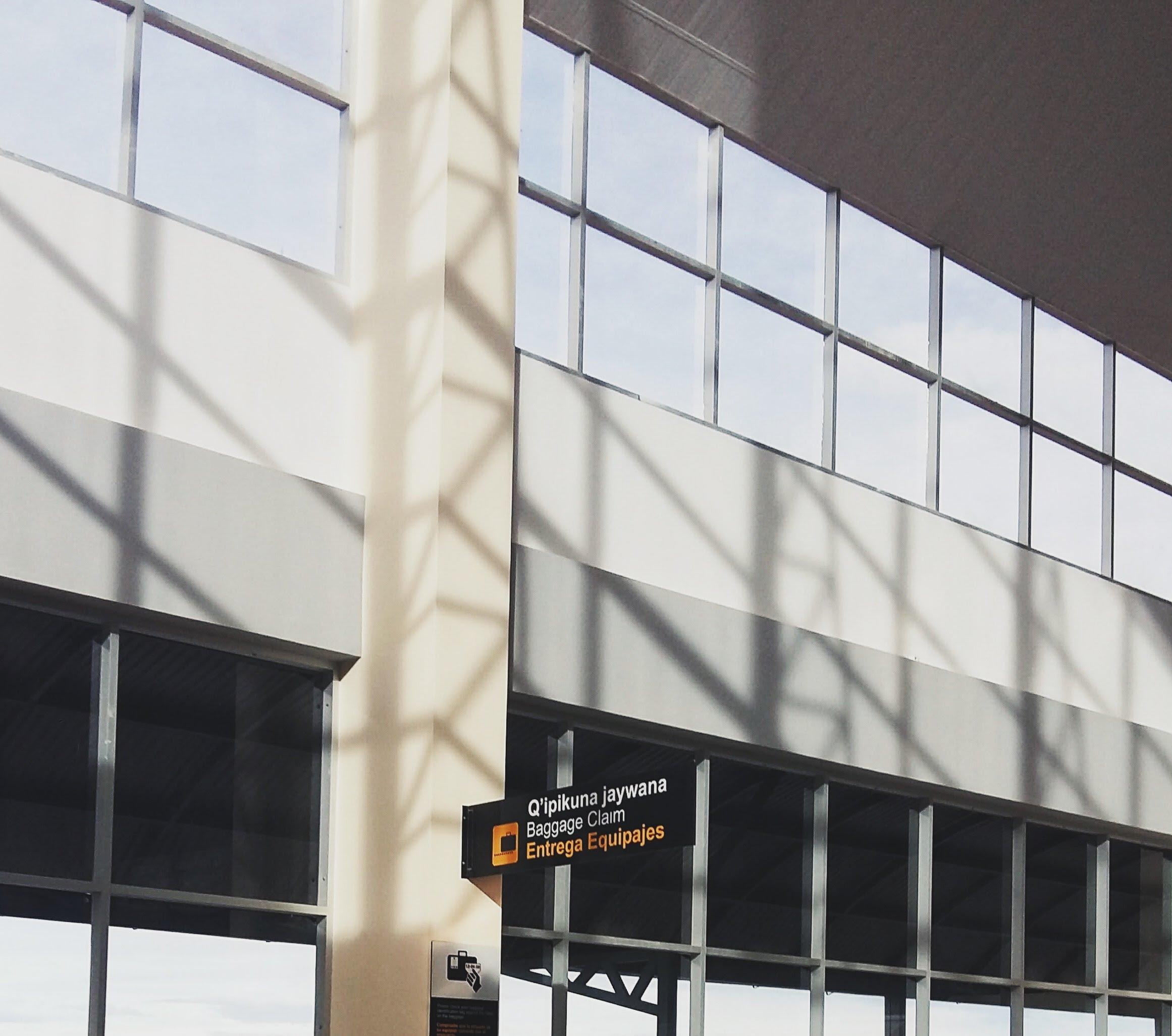 Aeroporto de Sucre