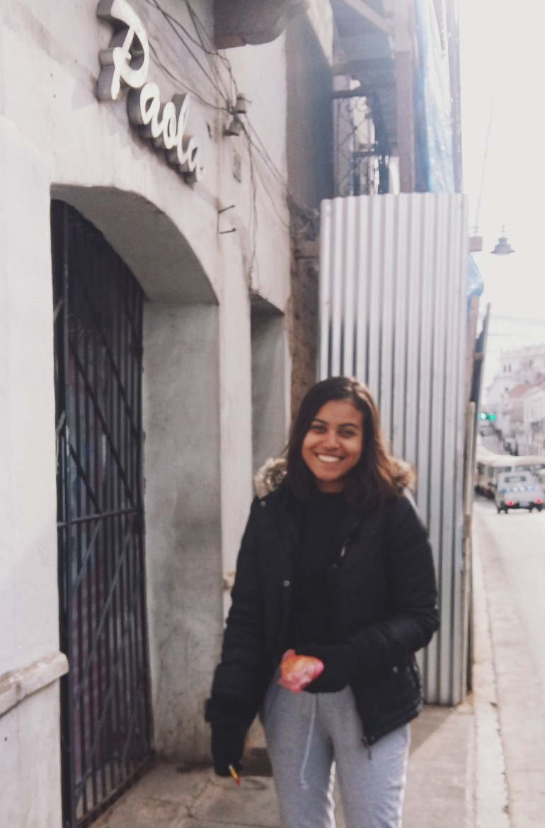 Me llamo Paola Bracho