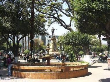 Plaza 25 de Mayo - Imagem da Internet