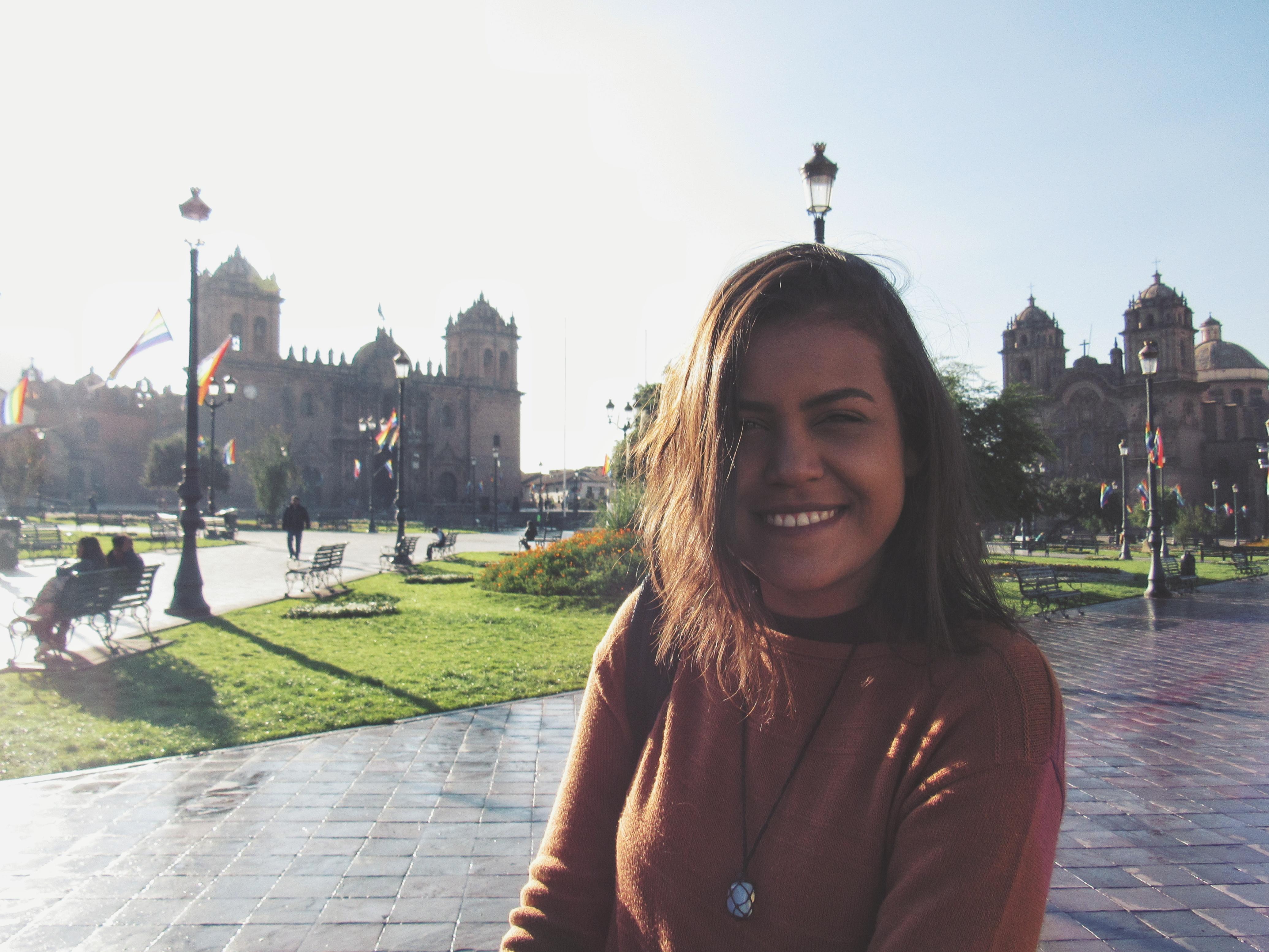 Plaza de Armas em Cusco - Peru
