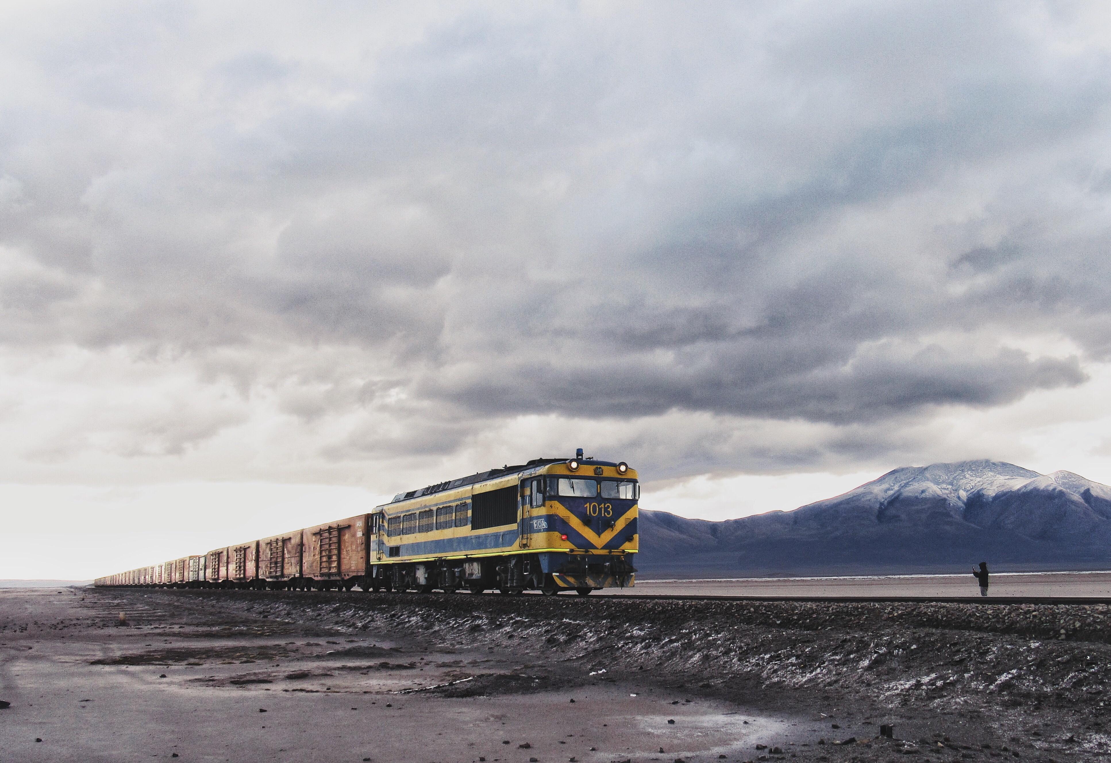 Trem Bolívia - Chile