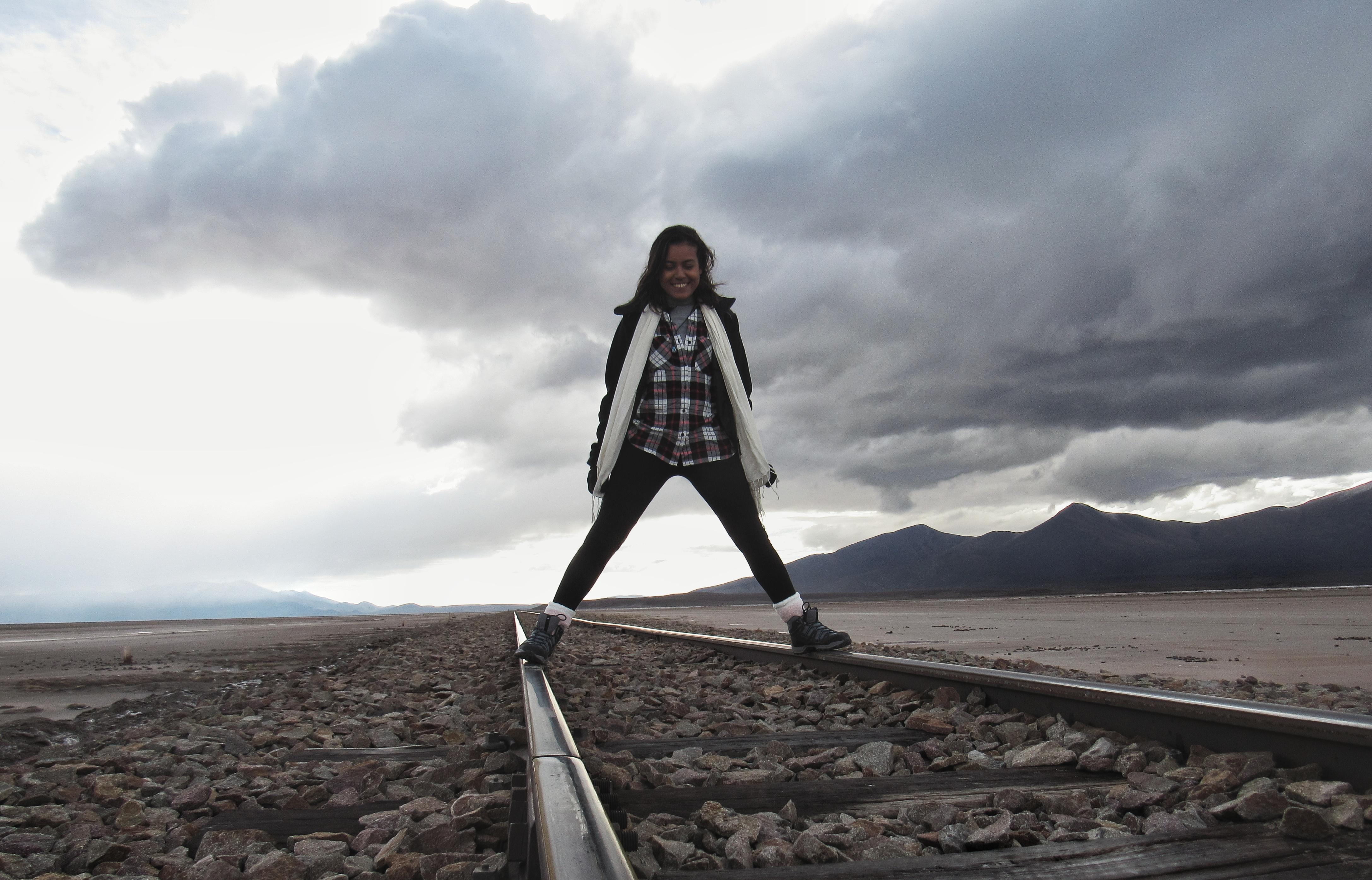 Trilhos Bolívia - Chile