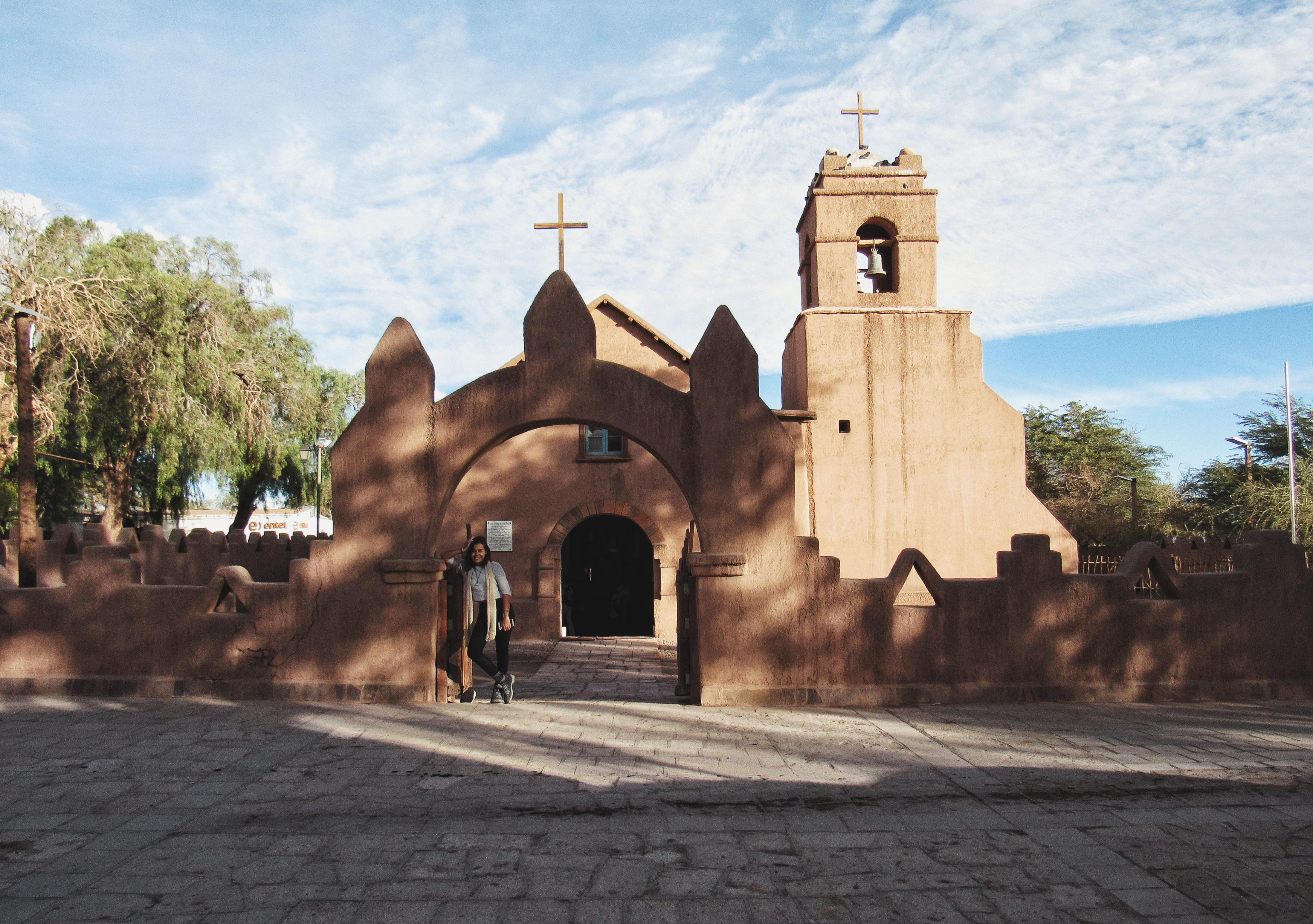 Igreja Matriz de San Pedro de Atacama