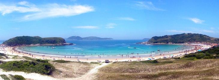 Praia das Conchas - Cabo Frio - por Ronaldo Leonardo